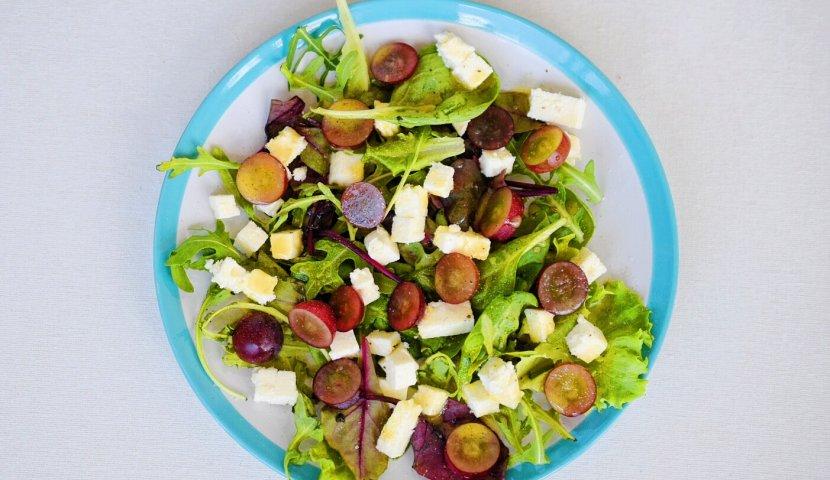 Вкусные легкие рецепты салатов с простые и вкусные