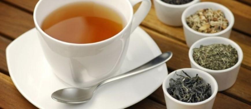 зеленый и черный чай одно и тоже