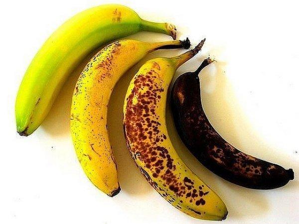 Как да съхраняваме банани, за да не почернят