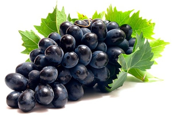 чем полезен темный виноград